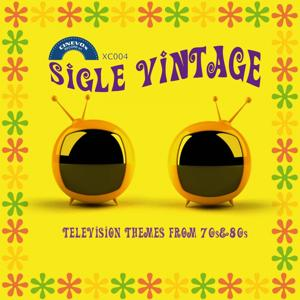 Sigle vintage (Television Themes from 70's & 80's)