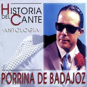 Historia del Cante : Porrina de Badajoz