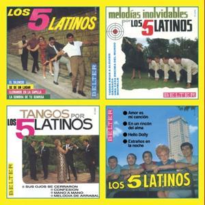 Los Ep's Originales : Los 5 Latinos