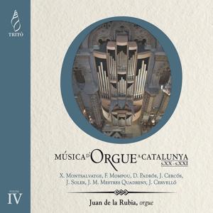 Música d'Orgue a Catalunya, Siglo XIX-XXe, Vol. 6
