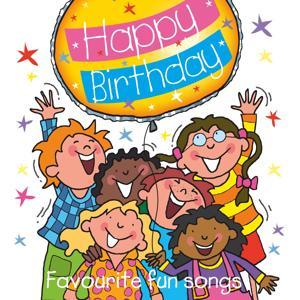 Happy Birthday (Favourite Fun Songs)