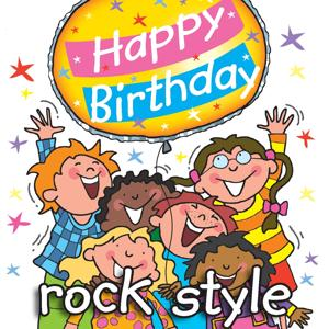 Happy Birthday - Rock Style