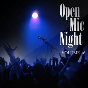Open Mic Night Karaoke, Vol. 16