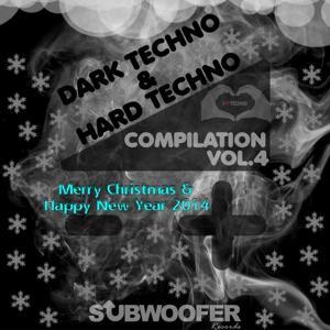 I Love Dark & Hard Techno Compilation, Vol. 4