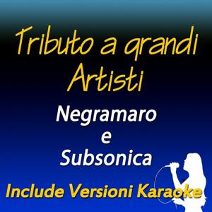 Tributo a grandi artisti: Negramaro e Subsonica (Include versioni karaoke)