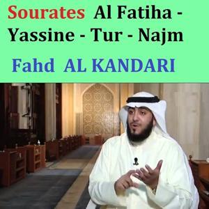 Sourates Al Fatiha, Yassine, Tur & Najm (Quran - Coran - Islam)