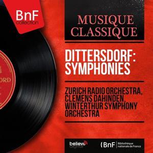 Dittersdorf: Symphonies (Mono Version)