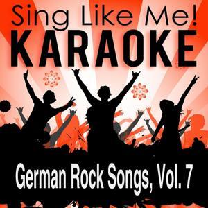 German Rock Songs, Vol. 7 (Karaoke Version)