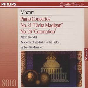 Mozart: Piano Concertos No.21 & 26