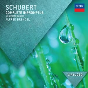 Schubert: Complete Impromptus; 16 German Dances