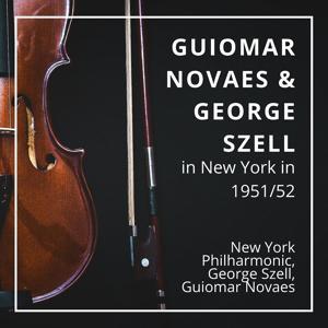 Guiomar Novaes & George Szell in New York in 1951/52