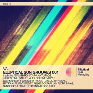 Elliptical Sun Grooves, Vol. 1