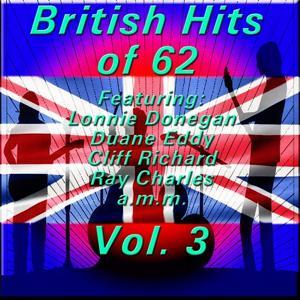 British Hits of 62, Vol. 3