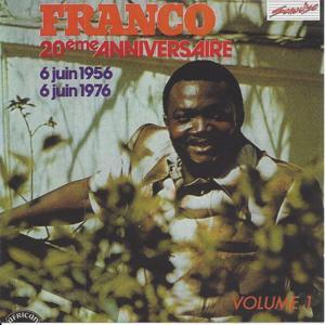 Franco 20e anniversaire, vol. 1 (6 juin 1956 - 6 juin 1976)