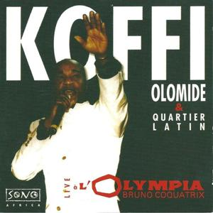 Koffi Live à L'Olympia