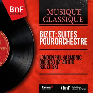 Bizet: Suites pour orchestre (Mono Version)