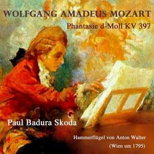 Fantasia No. 3 in D Minor, K. 397