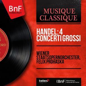 Handel: 4 Concerti grossi (Mono Version)