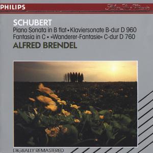 Schubert: Piano Sonata in B flat; Fantasy in C