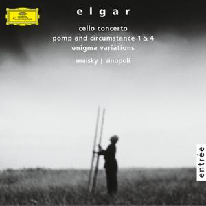 Elgar: Cello Concerto op.85 · Enigma Variations · Pomp and Circumstance 1 & 4