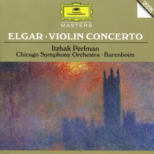 Elgar: Violin Concerto / Chausson: Poème