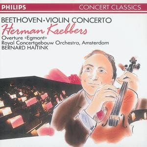 Beethoven: Violin Concerto/Egmont Overture