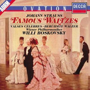 Strauss, J.: Famous Waltzes - The Blue Danube; Emperor Waltz etc.