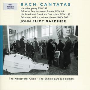 J.S. Bach: Cantatas BWV 83; 82; 125; 200