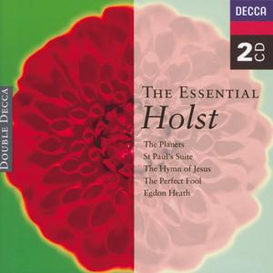 The Essential Holst
