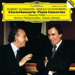 Schumann: Piano Concerto Op.54 / Schoenberg: Piano Concerto Op.42