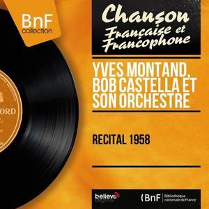 Récital 1958 (Live, mono version)