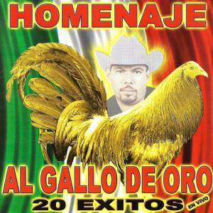 20 Exitos, Homenaje Al Gallo De Oro