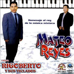 Canta Rigoberto Y Sus Teclados
