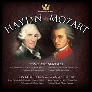 Mozart and Haydn Two by Two