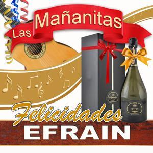Felicidades Efrain