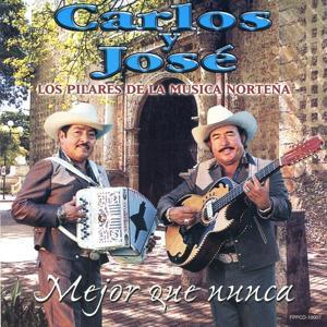Los Pilares De La Musica Nortena - Mejor Que Nunca