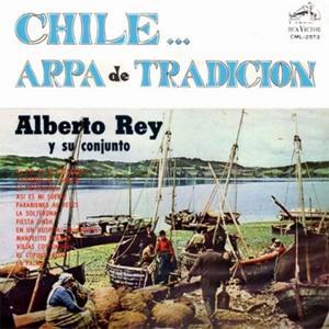 Chile... Arpa de Tradición