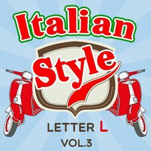 Italian Style: Letter L, Vol. 3