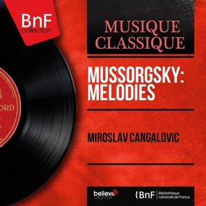 Mussorgsky: Mélodies (Mono Version)
