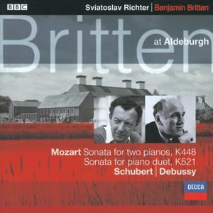 Britten At Aldeburgh