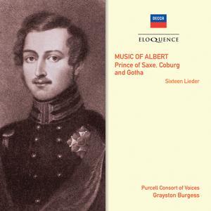 Music Of Albert, Prince Of Saxe, Coburg & Gotha