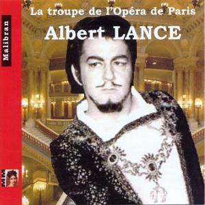 La troupe de l'Opéra de Paris: Albert Lance
