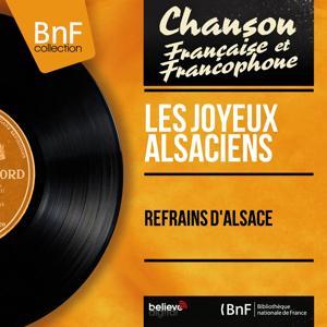 Refrains d'Alsace (Mono version)