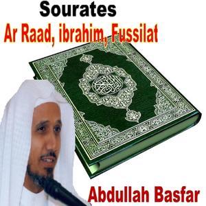 Sourates Ar Raad, Ibrahim, Fussilat (Quran - Coran - Islam)