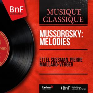 Mussorgsky: Mélodies (French Version, Mono Version)