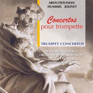 Aroutiounian, Hummel & Jolivet: Concertos pour trompette