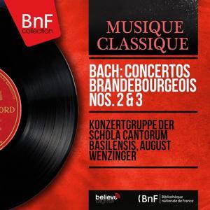 Bach: Concertos brandebourgeois Nos. 2 & 3 (Mono Version)