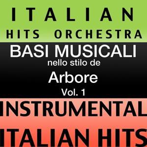 Basi musicale nello stilo dei arbore (instrumental karaoke tracks), Vol. 1