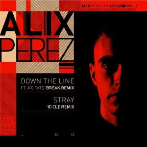 Down the Line / Stray (Break / Icicle Remixes)