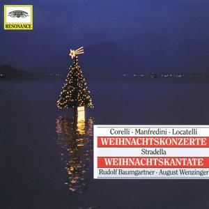 Corelli / Manfredini / Locatelli: Christmas Concertos